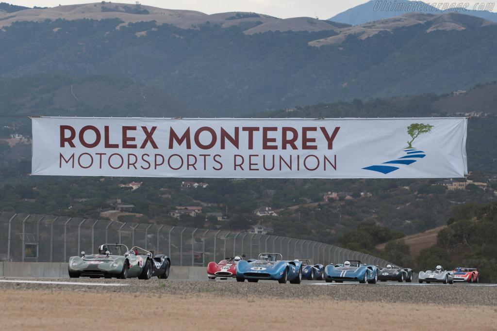 Welcome to Mazda Raceway Laguna Seca    - 2013 Monterey Motorsports Reunion
