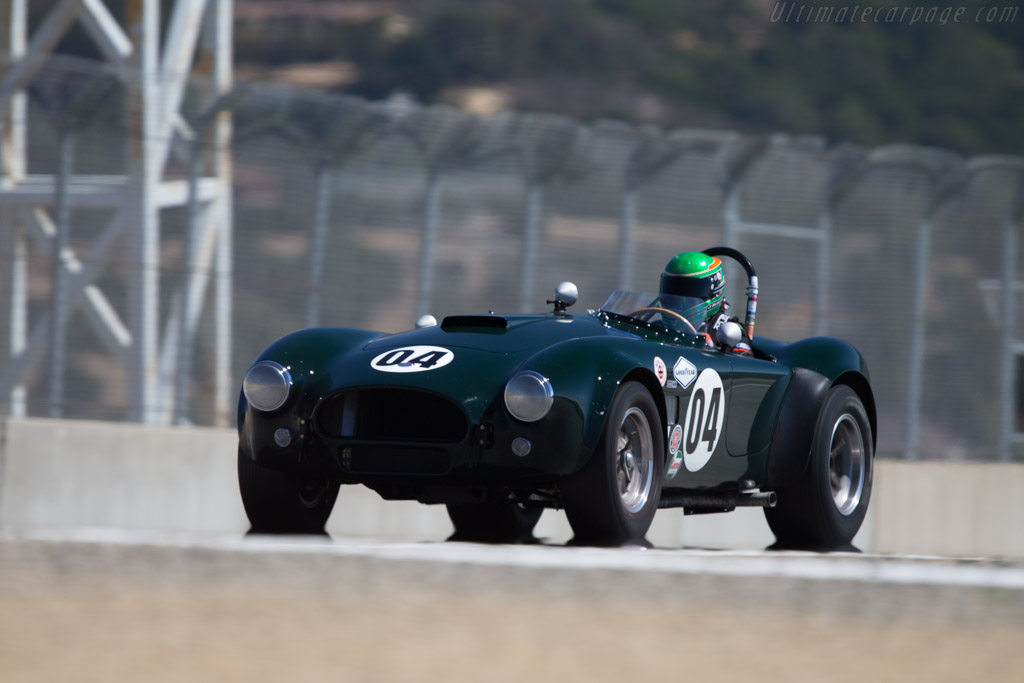 AC Shelby Cobra - Chassis: CSX2004 - Driver: John Mckenna  - 2014 Monterey Motorsports Reunion