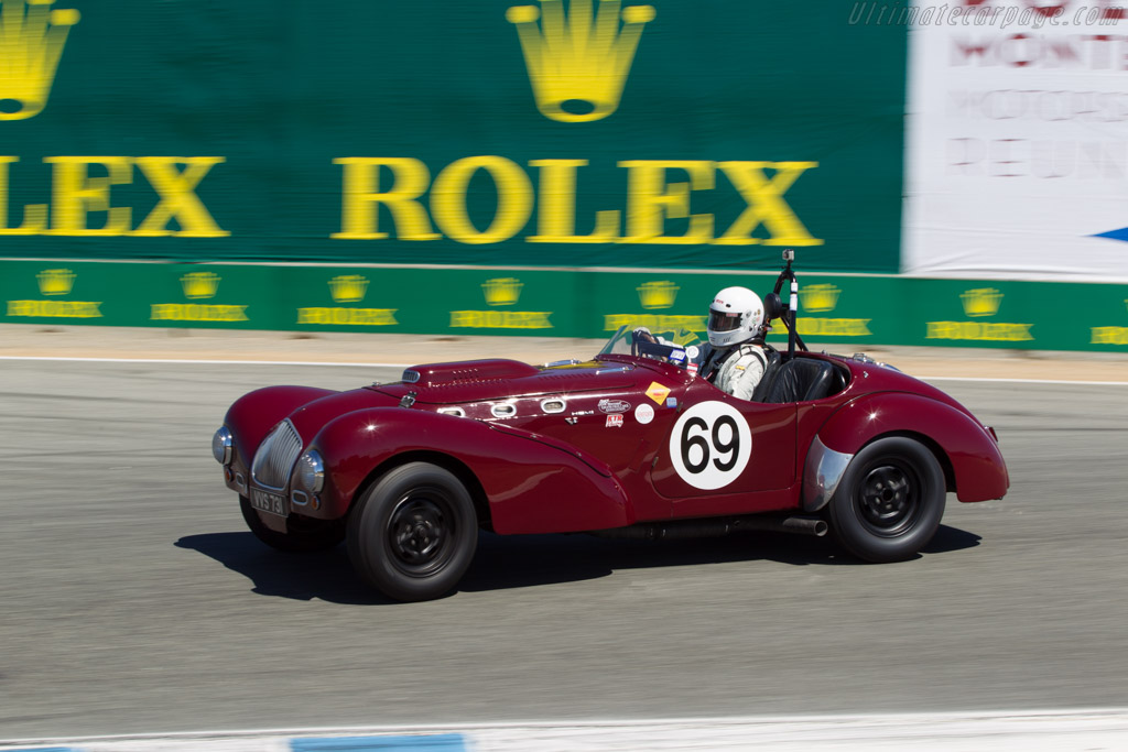 Allard K2 - Chassis: 91K3019 - Driver: Doug Schultz  - 2014 Monterey Motorsports Reunion