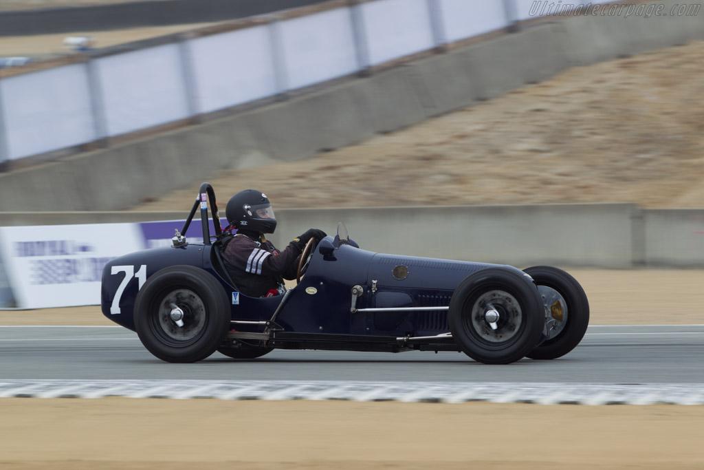 Austin Seven Special - Chassis: 257997 - Driver: Mark Sange  - 2014 Monterey Motorsports Reunion