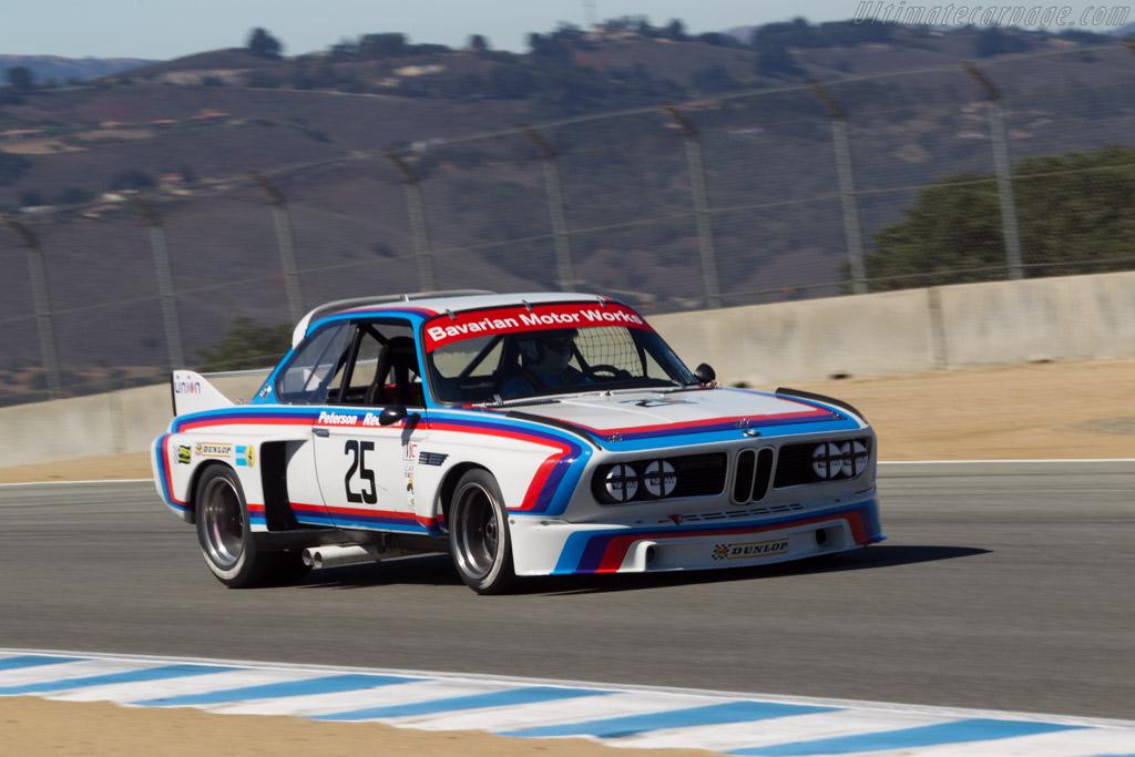 BMW 3.0 CSL - Chassis: 2275985 - Driver: Ludwig Willisch  - 2014 Monterey Motorsports Reunion
