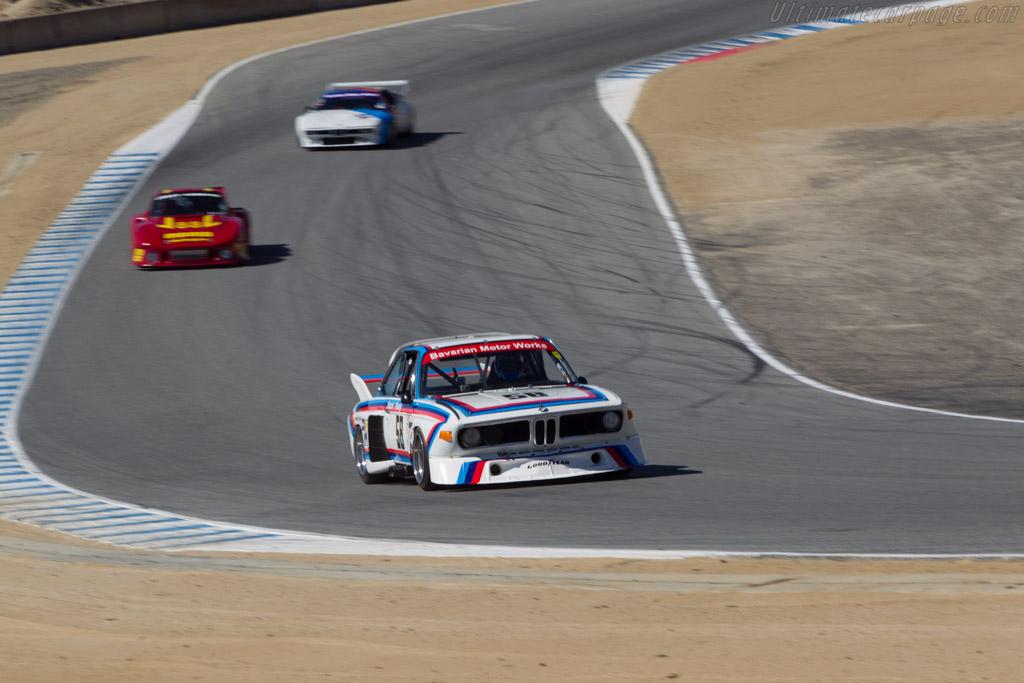 BMW 3.0 CSL - Chassis: 2275987 - Driver: Henry Schmitt  - 2014 Monterey Motorsports Reunion