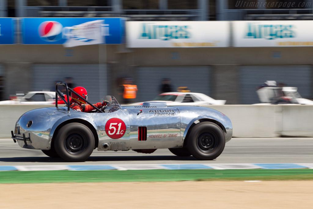 Baldwin Special Roadster - Chassis: 8C14846 - Driver: Stu Hanssen  - 2014 Monterey Motorsports Reunion