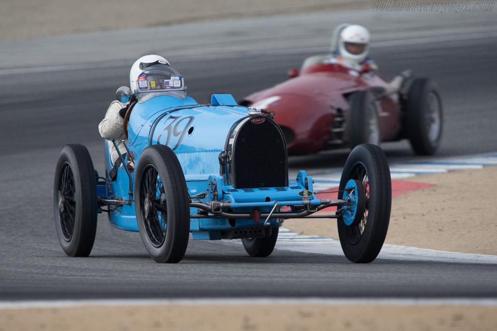 Bugatti Type 39A - Chassis: 4810 - Driver: Charlie Shalvoy  - 2014 Monterey Motorsports Reunion