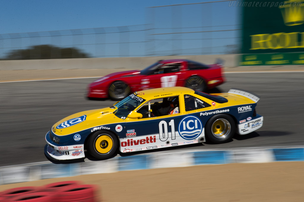 Chevrolet Beretta - Chassis: 902 - Driver: Bruce Canepa  - 2014 Monterey Motorsports Reunion