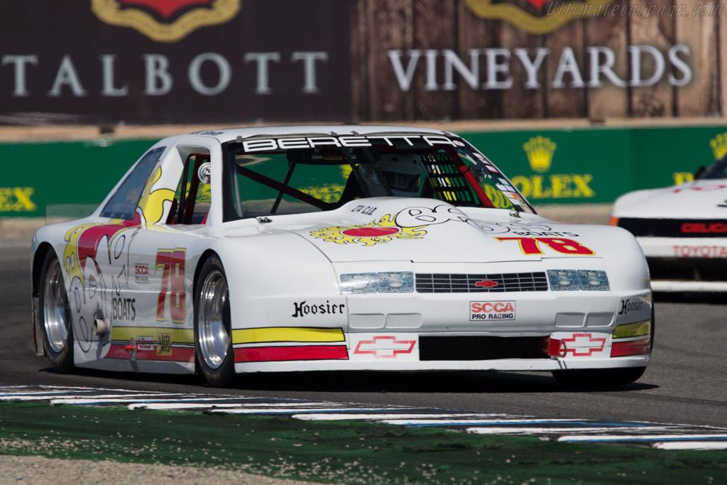 Chevrolet Beretta  - Driver: Nick de Vitis  - 2014 Monterey Motorsports Reunion