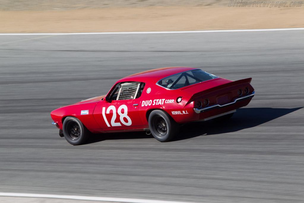 Chevrolet Camaro  - Driver: Gregory Werick  - 2014 Monterey Motorsports Reunion
