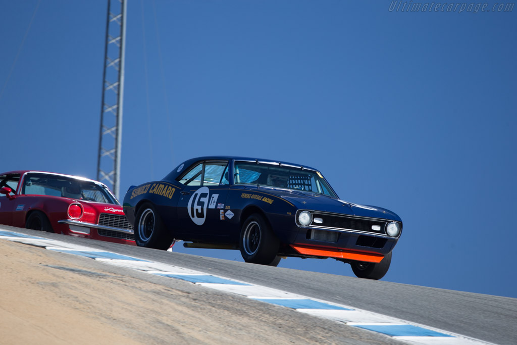 Chevrolet Camaro - Chassis: 124377N162886 - Driver: Patrick Ryan  - 2014 Monterey Motorsports Reunion
