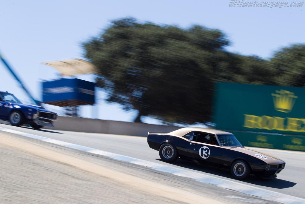 Chevrolet Camaro - Chassis: 005-7602 - Driver: Christi Edelbrock  - 2014 Monterey Motorsports Reunion