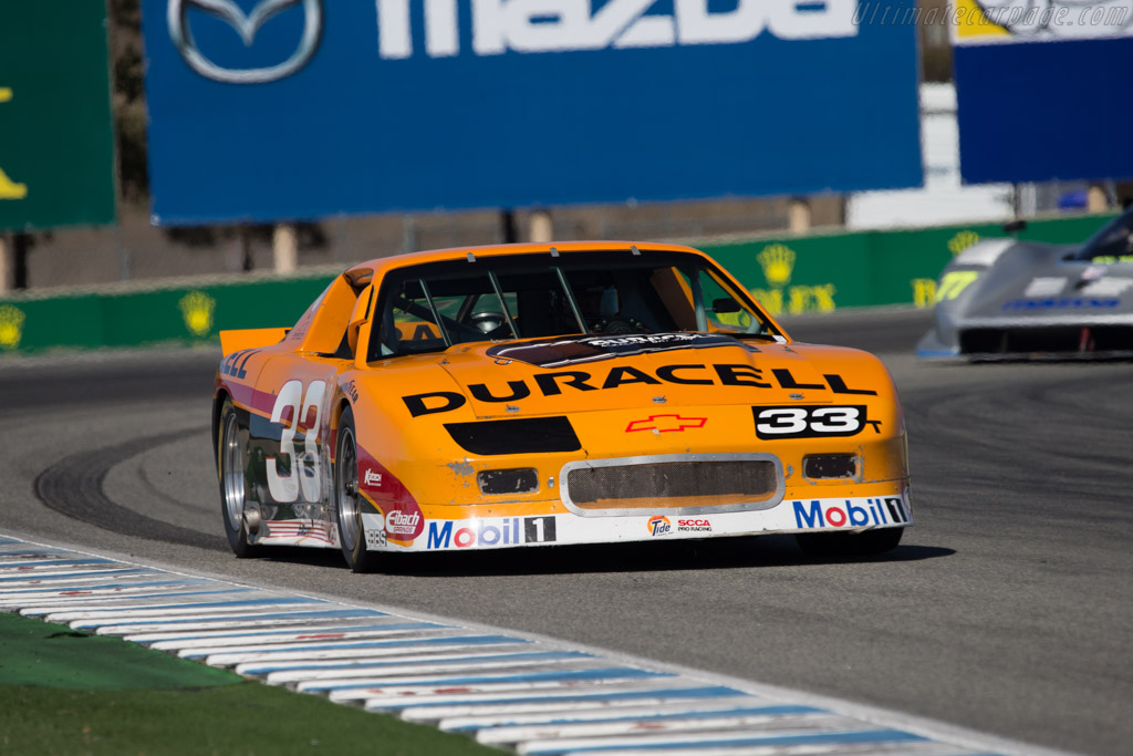 Chevrolet Camaro - Chassis: 1 - Driver: Bill Ockerlund  - 2014 Monterey Motorsports Reunion
