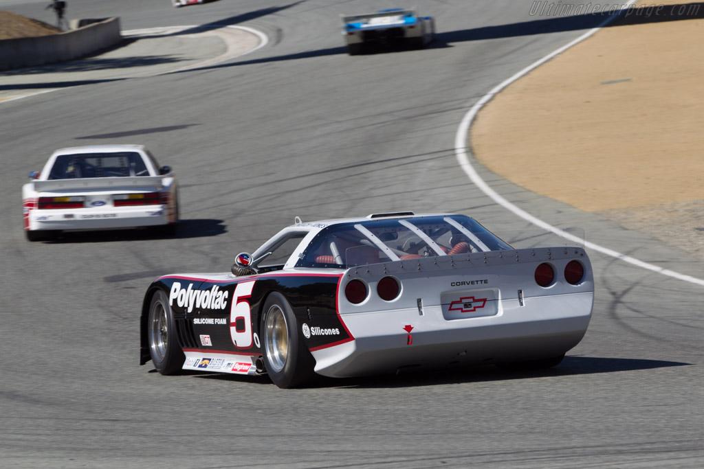 Chevrolet Corvette Protofab - Chassis: 2 - Driver: John Goodman  - 2014 Monterey Motorsports Reunion