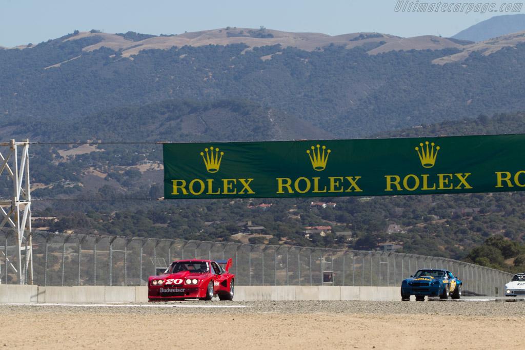 Chevrolet DeKon Monza  - Driver: Ken Epsman  - 2014 Monterey Motorsports Reunion