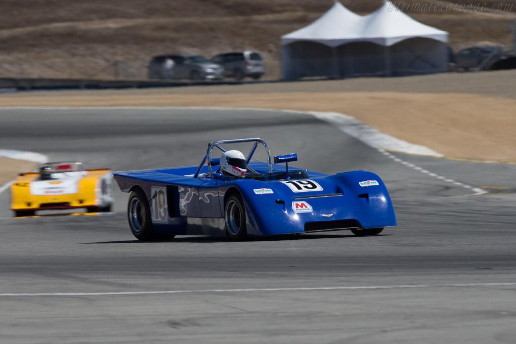 Chevron B19 - Chassis: B19-71-31 - Driver: Martin Lauber  - 2014 Monterey Motorsports Reunion