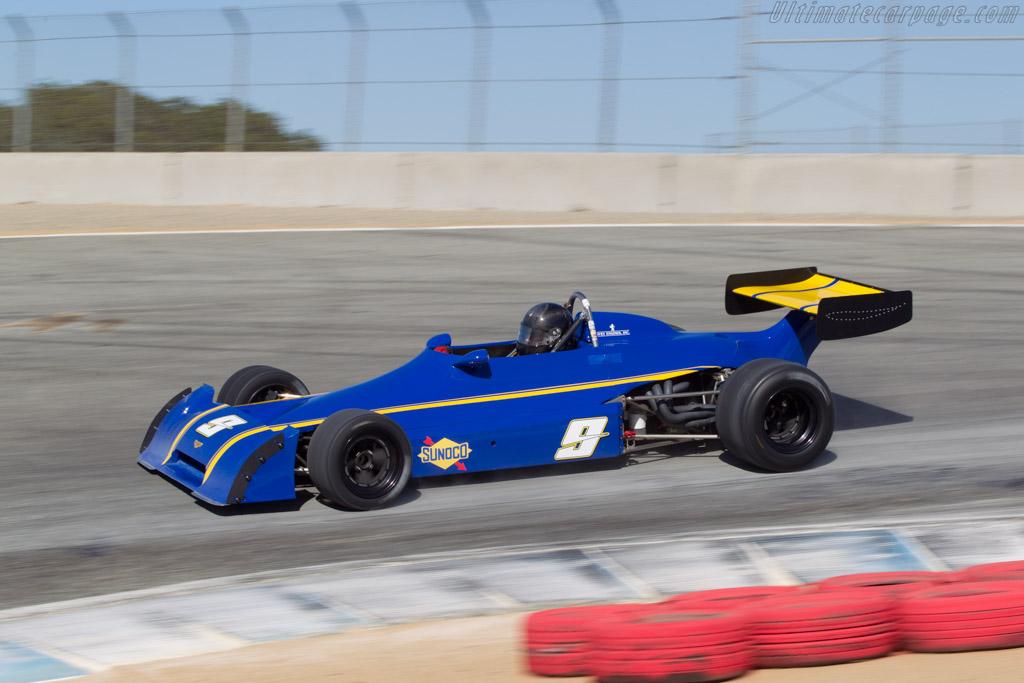 Chevron B29 - Chassis: B29-75-28 - Driver: John Hill  - 2014 Monterey Motorsports Reunion
