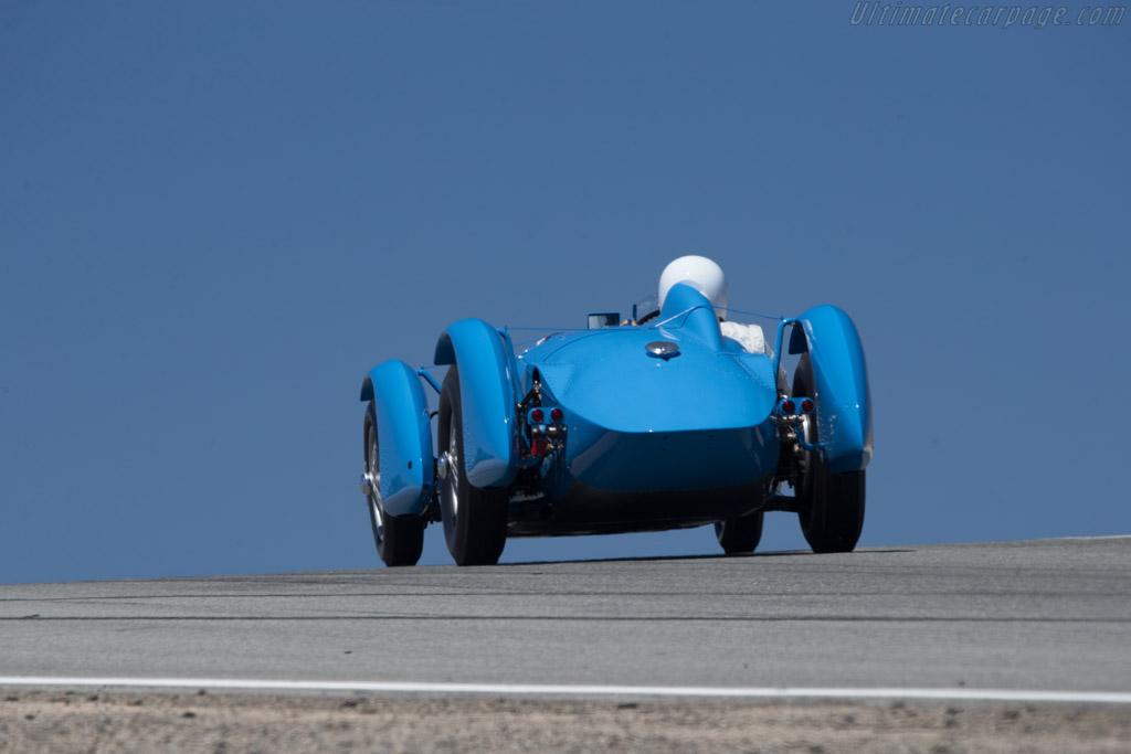 Delahaye 145 Grand Prix - Chassis: 48771 - Driver: Peter Mullin  - 2014 Monterey Motorsports Reunion