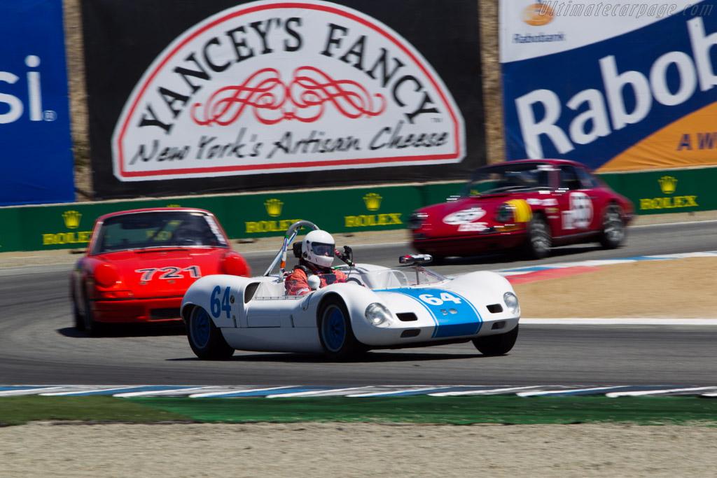 Elva Mk7S - Chassis: 70/064 - Driver: Thomas Strand - 2014 Monterey Motorsports Reunion