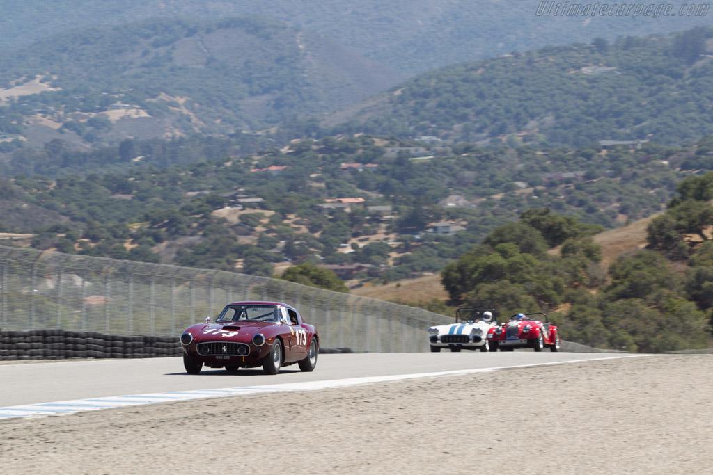 Ferrari 250 GT SWB - Chassis: 2443GT - Driver: Rob Walton  - 2014 Monterey Motorsports Reunion