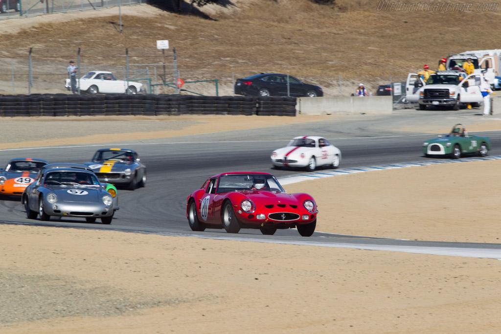 Ferrari 250 GTO - Chassis: 4757GT - Driver: Tom Price  - 2014 Monterey Motorsports Reunion
