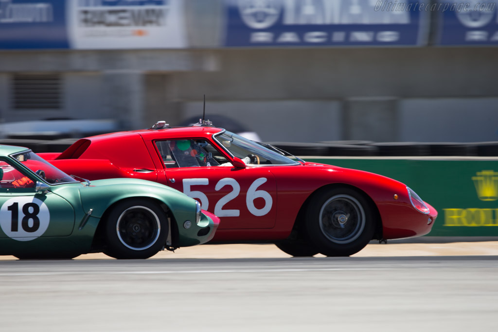 Ferrari 250 LM - Chassis: 6217 - Driver: Gunnar Jeanette  - 2014 Monterey Motorsports Reunion