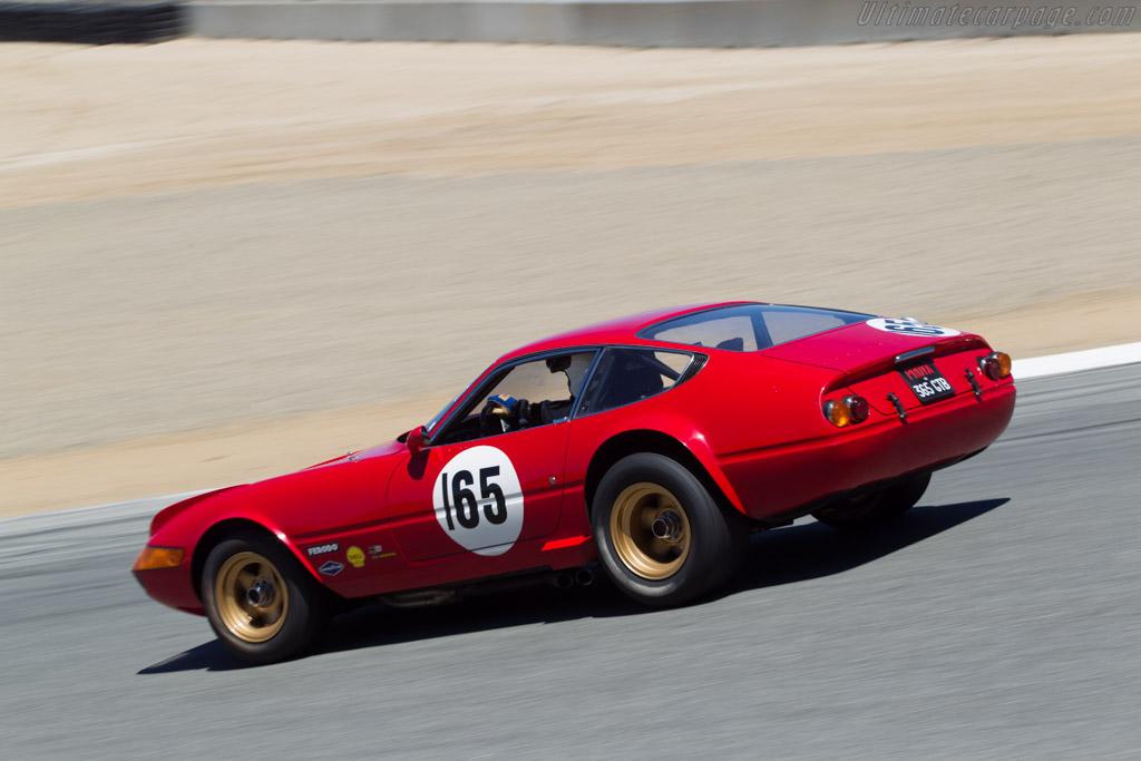 Ferrari 365 GTB/4 Daytona Group 4 - Chassis: 12681 - Driver: David Hinton  - 2014 Monterey Motorsports Reunion