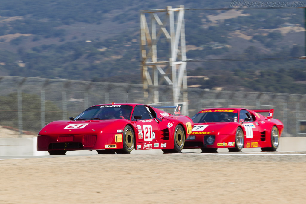 Ferrari 512 BB LM - Chassis: 29511 - Driver: Todd Morici  - 2014 Monterey Motorsports Reunion