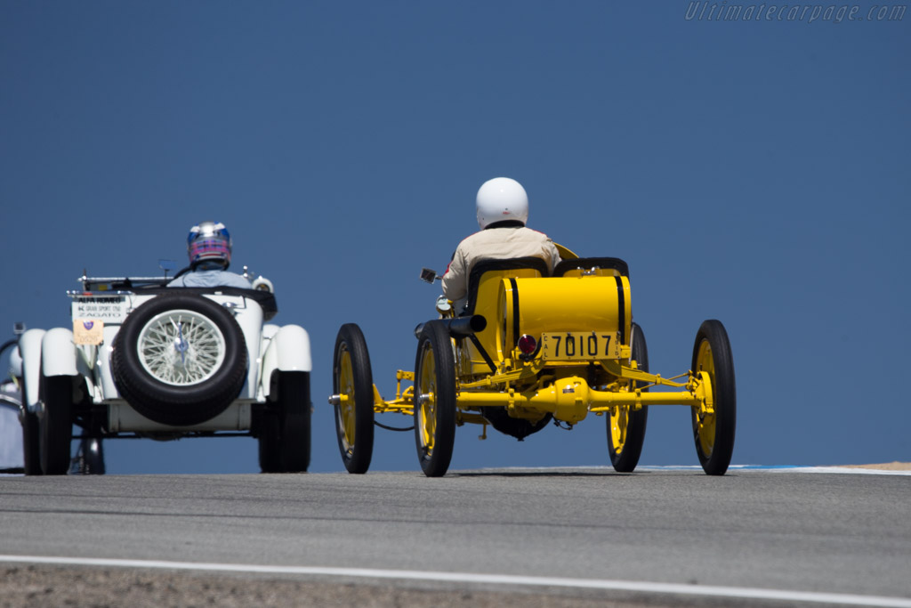Ford Model T - Chassis: 3695820 - Driver: Ed Archer  - 2014 Monterey Motorsports Reunion
