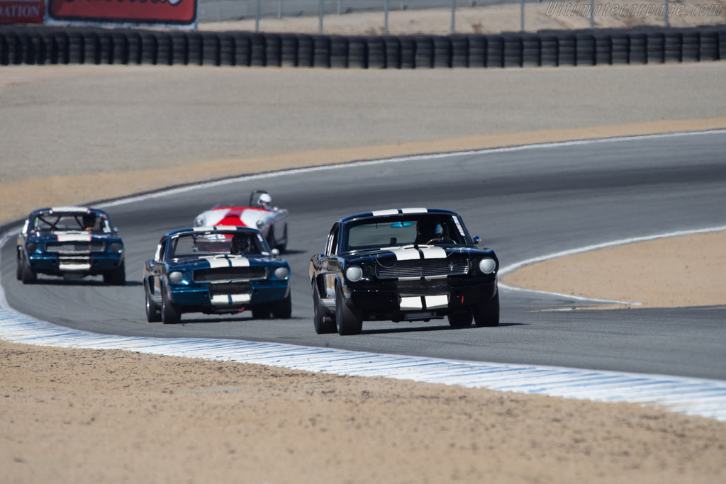 Ford Shelby Mustang GT350 - Chassis: SFM6S1865 - Driver: Michael Parsons  - 2014 Monterey Motorsports Reunion