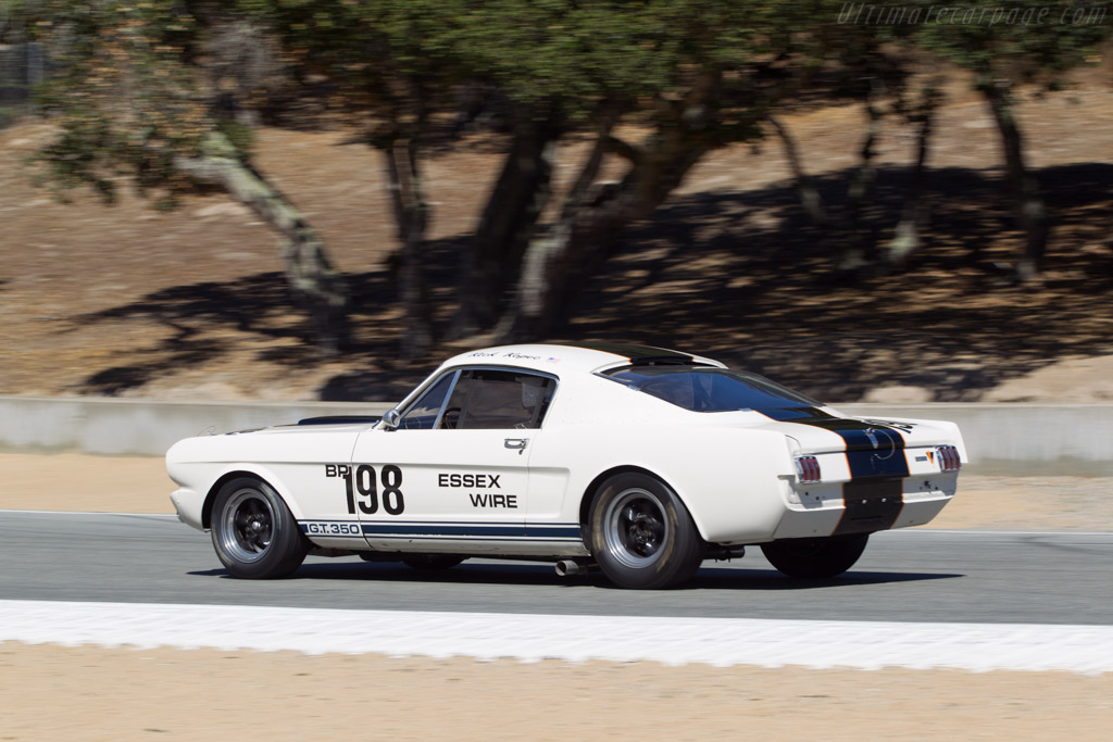 Ford Shelby Mustang GT350R - Chassis: SFM5R098 - Driver: Martin Beaulieu  - 2014 Monterey Motorsports Reunion