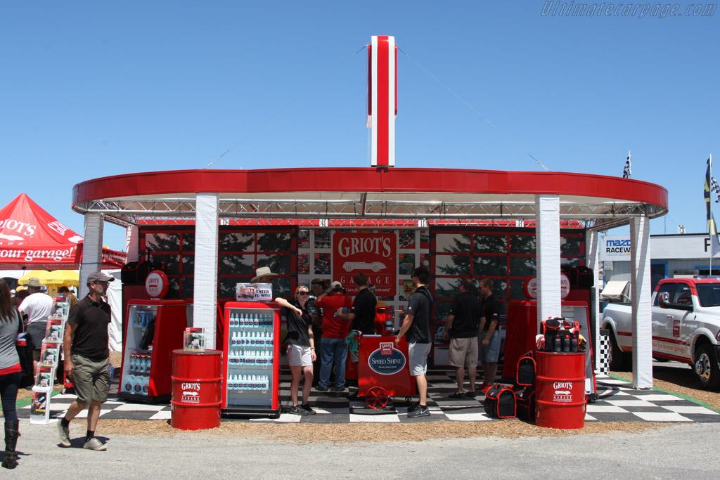 Griot's Garage    - 2014 Monterey Motorsports Reunion