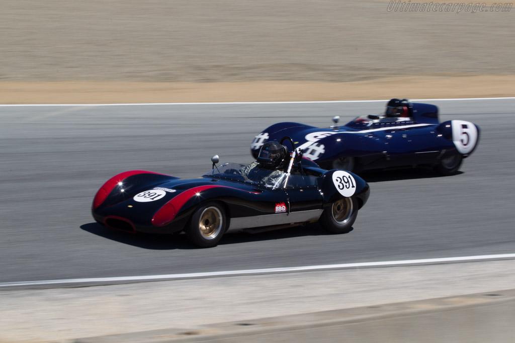 Lola Mk1 - Chassis: BR101 - Driver: Herbert Wetanson  - 2014 Monterey Motorsports Reunion
