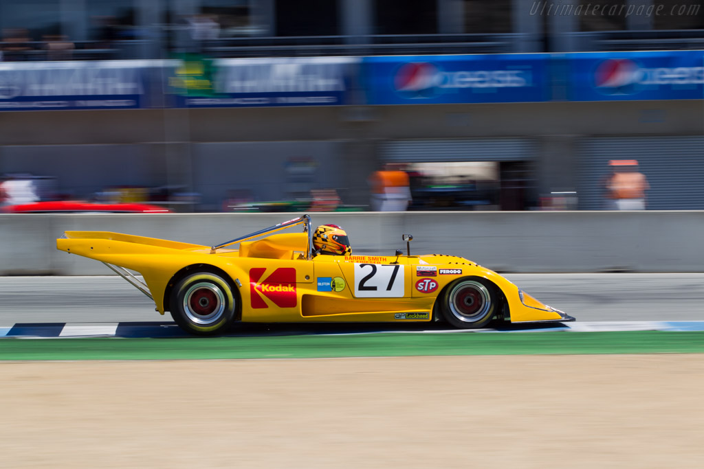 Lola T290 - Chassis: HU26 - Driver: Keith Frieser  - 2014 Monterey Motorsports Reunion