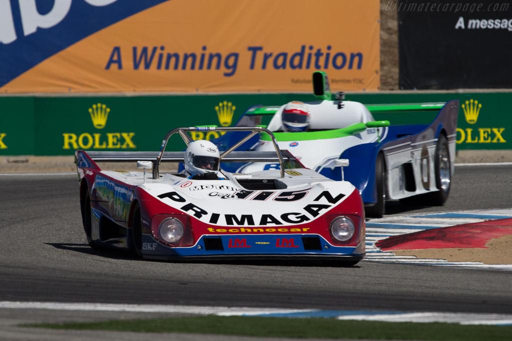Lola T292 - Chassis: HU65 - Driver: Carl Meeker  - 2014 Monterey Motorsports Reunion