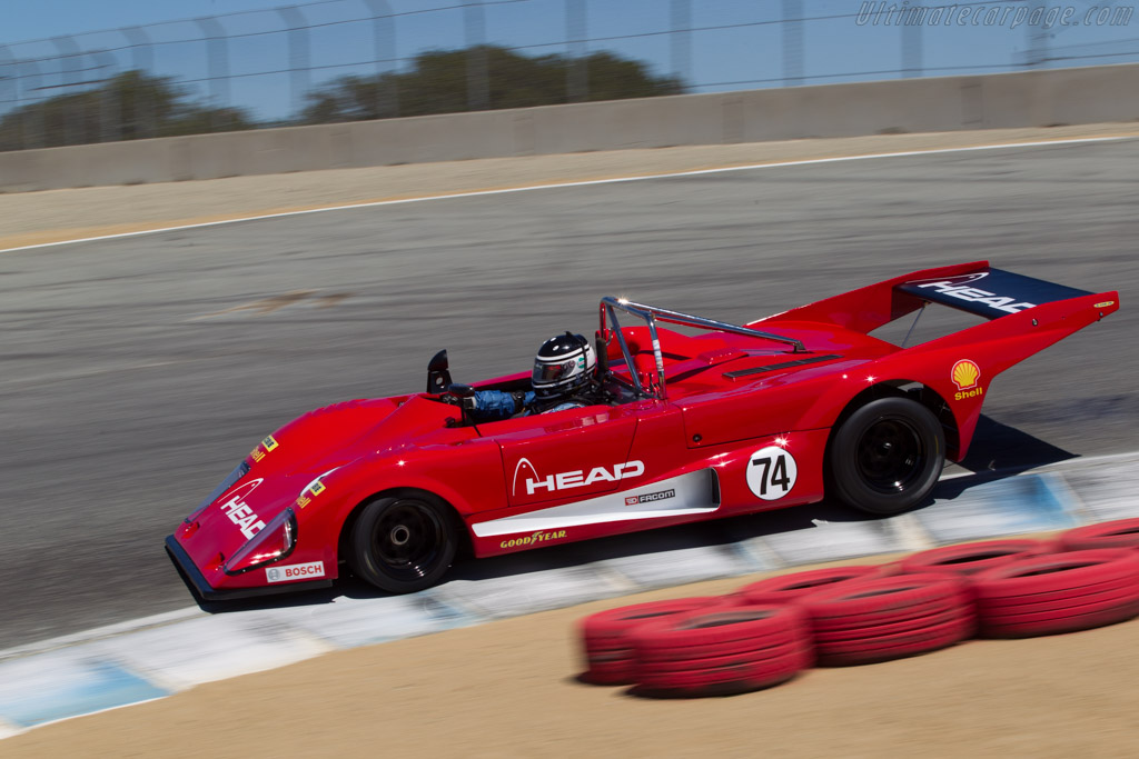 Lola T294 - Chassis: HU75 - Driver: Wade Carter  - 2014 Monterey Motorsports Reunion