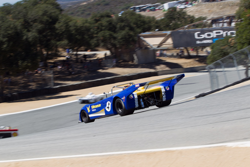 Lola T294 - Chassis: HU75 - Driver: Mike Thurlow  - 2014 Monterey Motorsports Reunion