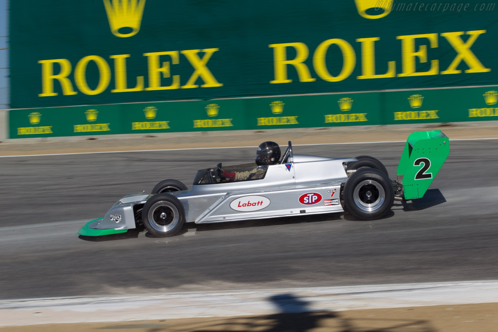 March 79B - Chassis: 22 - Driver: Dave Olson  - 2014 Monterey Motorsports Reunion