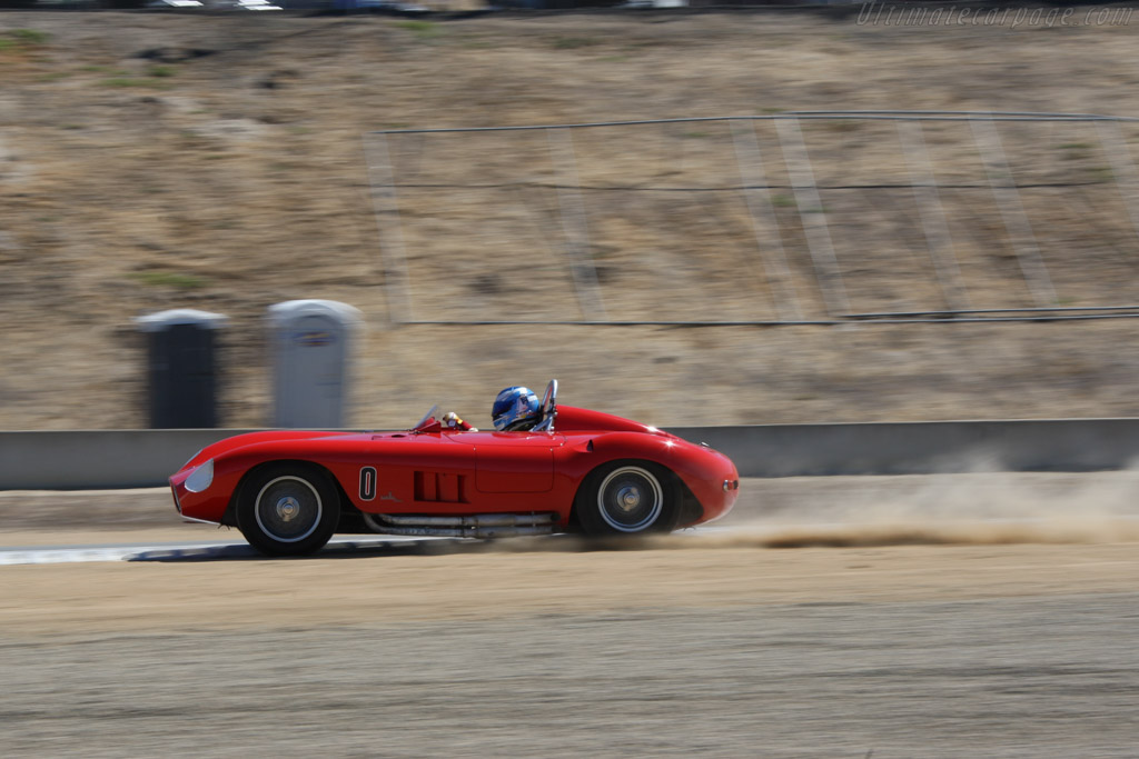 Maserati 300S - Chassis: 3061 - Driver: Franco Meiners  - 2014 Monterey Motorsports Reunion