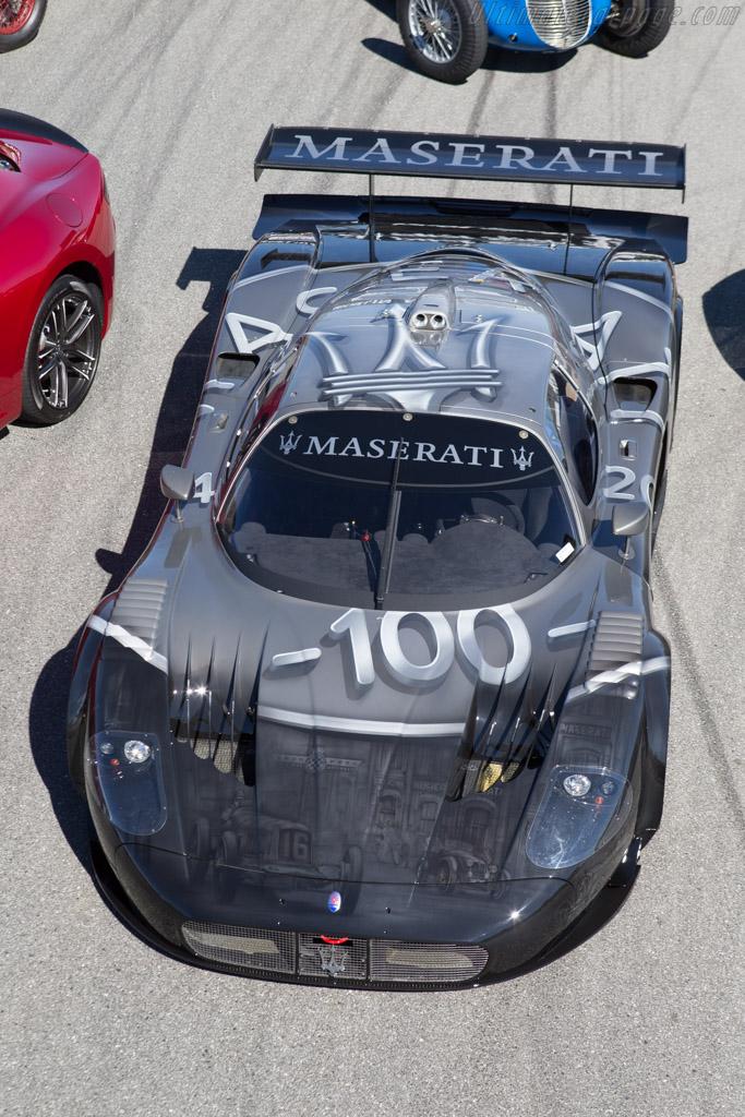 Maserati MC12 Corse  - Entrant: Michael Bartels  - 2014 Monterey Motorsports Reunion