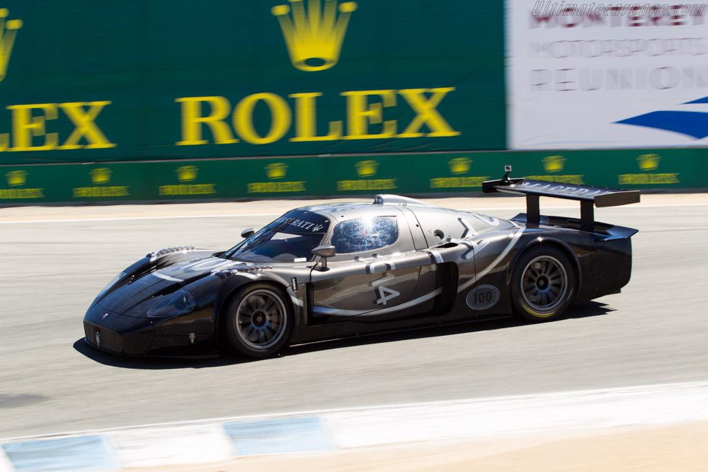 Maserati MC12 Corse  - Driver: Michael Bartels  - 2014 Monterey Motorsports Reunion