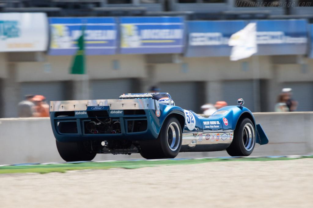 McLaren M6B Ford - Chassis: 50-12 - Driver: Joseph Diloreto - 2014 Monterey Motorsports Reunion