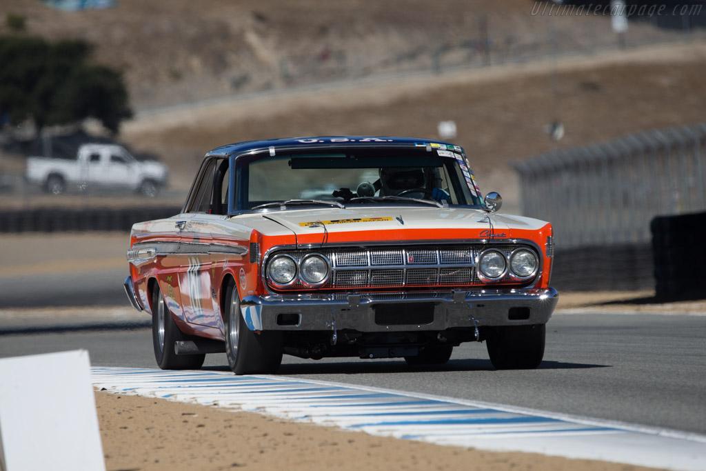 Mercury Comet Caliente - Chassis: 4J23F504887 - Driver: Greg Umphenour  - 2014 Monterey Motorsports Reunion