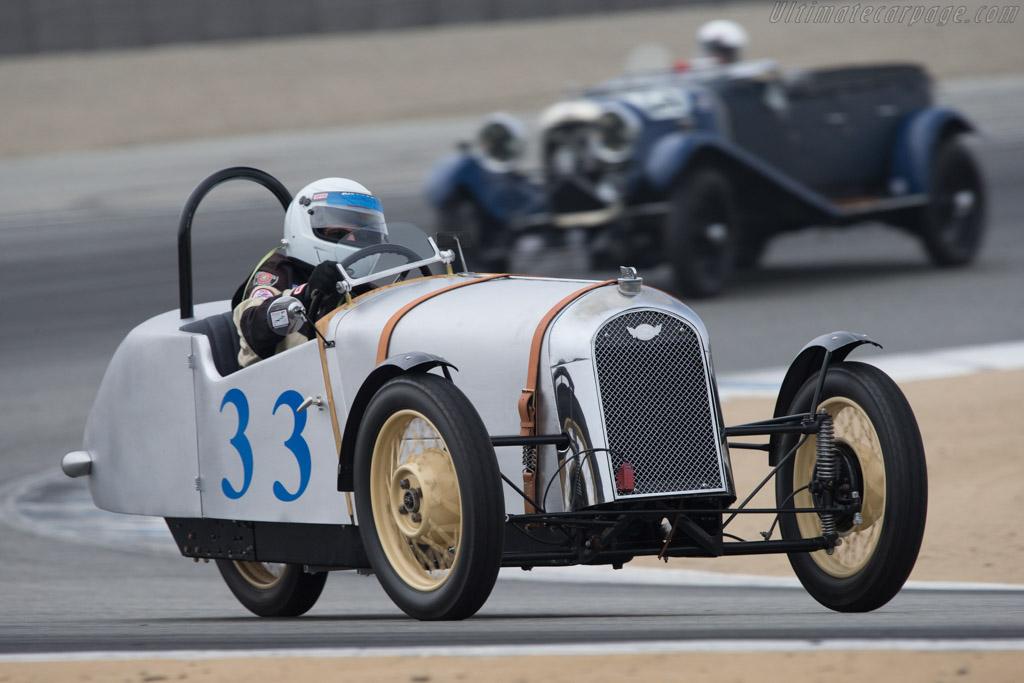 Morgan F2 - Chassis: FII - Driver: Karen Barry  - 2014 Monterey Motorsports Reunion