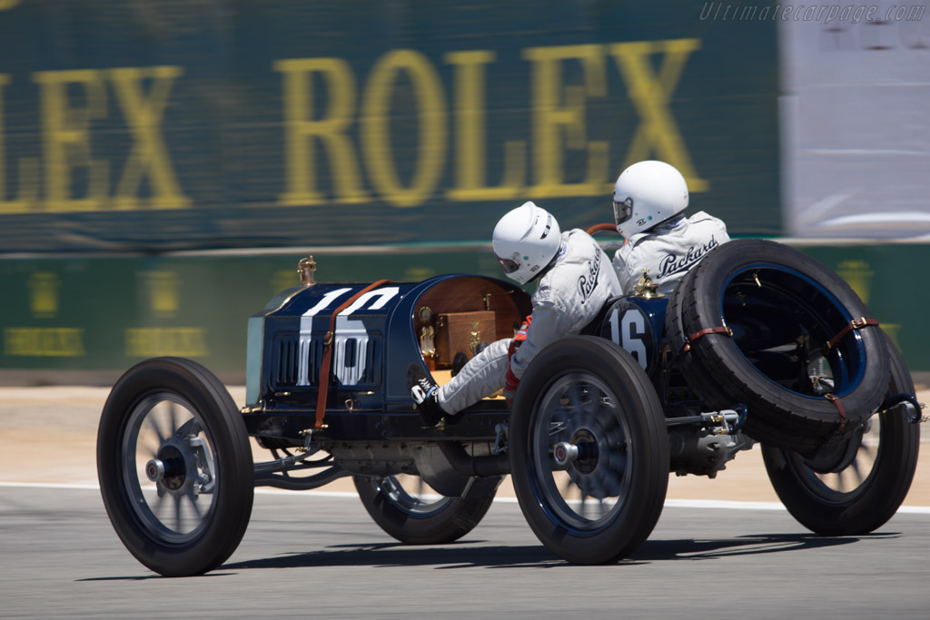 Packard 30 - Chassis: 20711 - Driver: Brody Blain  - 2014 Monterey Motorsports Reunion