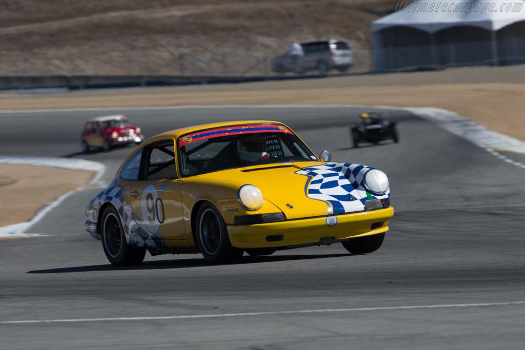 Porsche 911 - Chassis: 460134 - Driver: Gilbert Hakim  - 2014 Monterey Motorsports Reunion