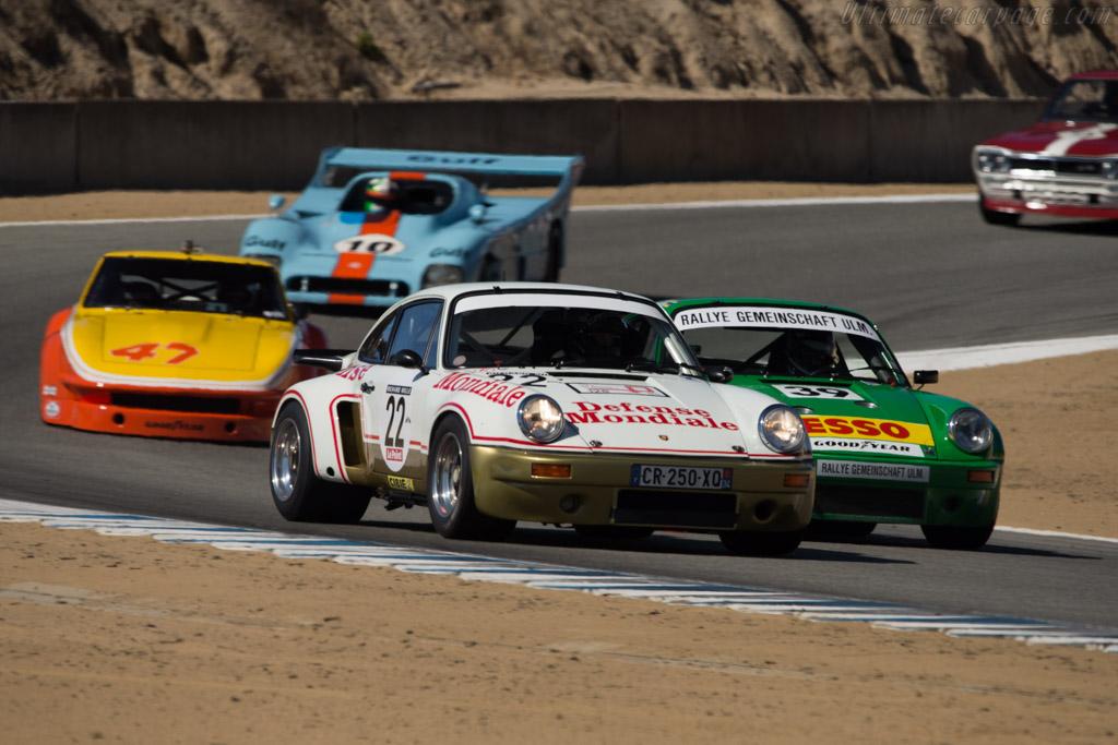 Porsche 911 Carrera RSR 3.0 - Chassis: 911 460 9087 - Driver: Cooper MacNeil  - 2014 Monterey Motorsports Reunion