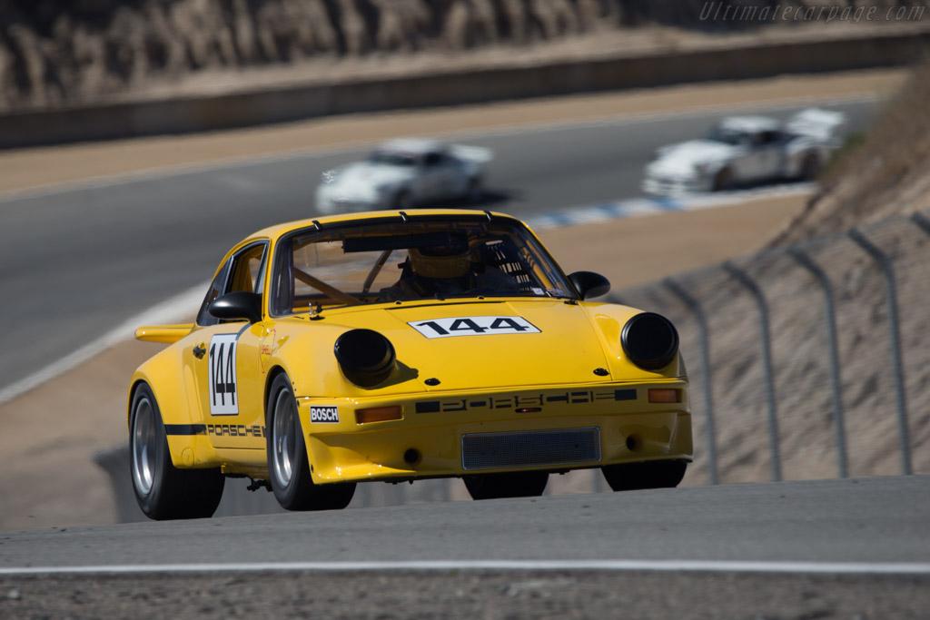 Porsche 911 IROC - Chassis: 911 720 2734 - Driver: Ernie Spada Jr  - 2014 Monterey Motorsports Reunion