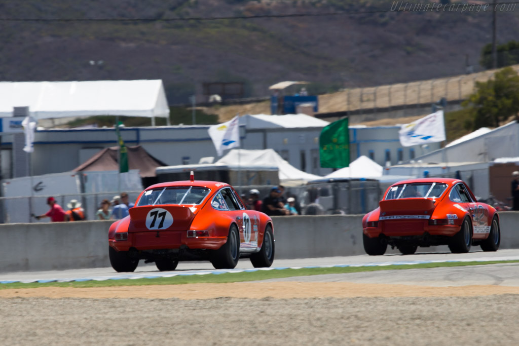 Porsche 911 S - Chassis: 119300434 - Driver: Michael O'Callaghan  - 2014 Monterey Motorsports Reunion