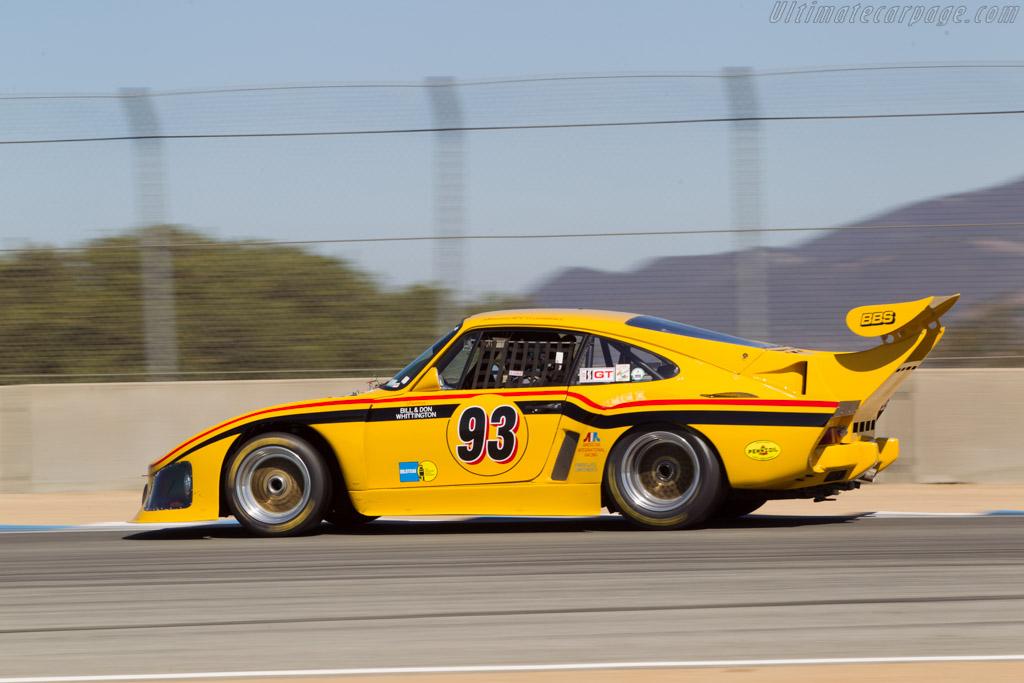 Porsche 935 K3 - Chassis: 930 670 0152 - Driver: Steve Schmidt  - 2014 Monterey Motorsports Reunion