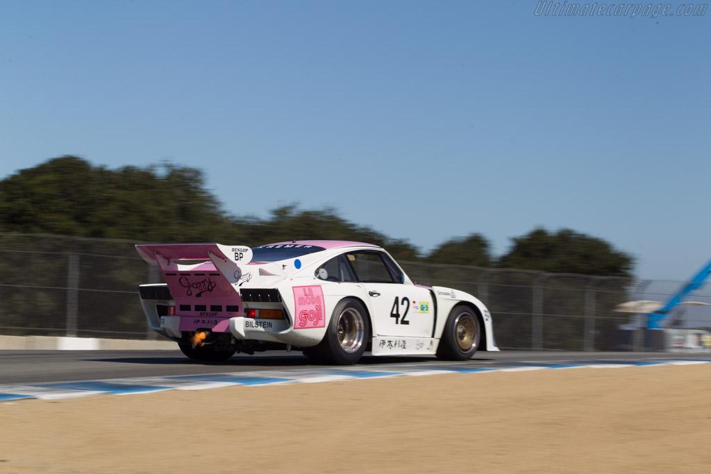Porsche 935 K3 - Chassis: 930 670 0163 - Driver: Ranson Webster  - 2014 Monterey Motorsports Reunion