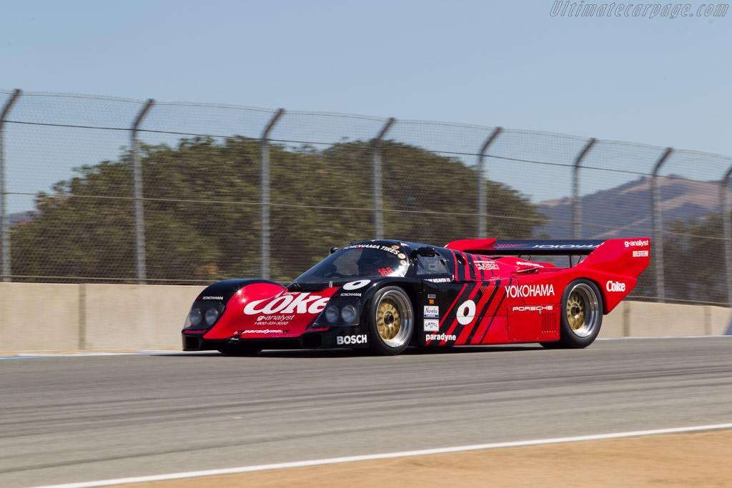 Porsche 962 - Chassis: C004 - Driver: Ray Langston  - 2014 Monterey Motorsports Reunion