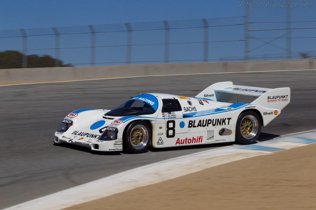 Porsche 962C - Chassis: 962-116 - Driver: George Nakas  - 2014 Monterey Motorsports Reunion